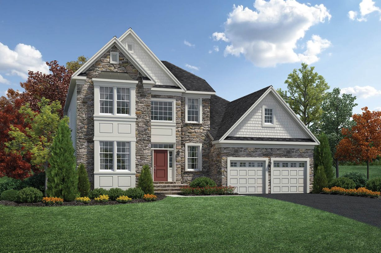 Single Family for Active at Toll Brothers At The Pinehills - Vista Point - Baymont 8 Woody Nook Plymouth, Massachusetts 02360 United States