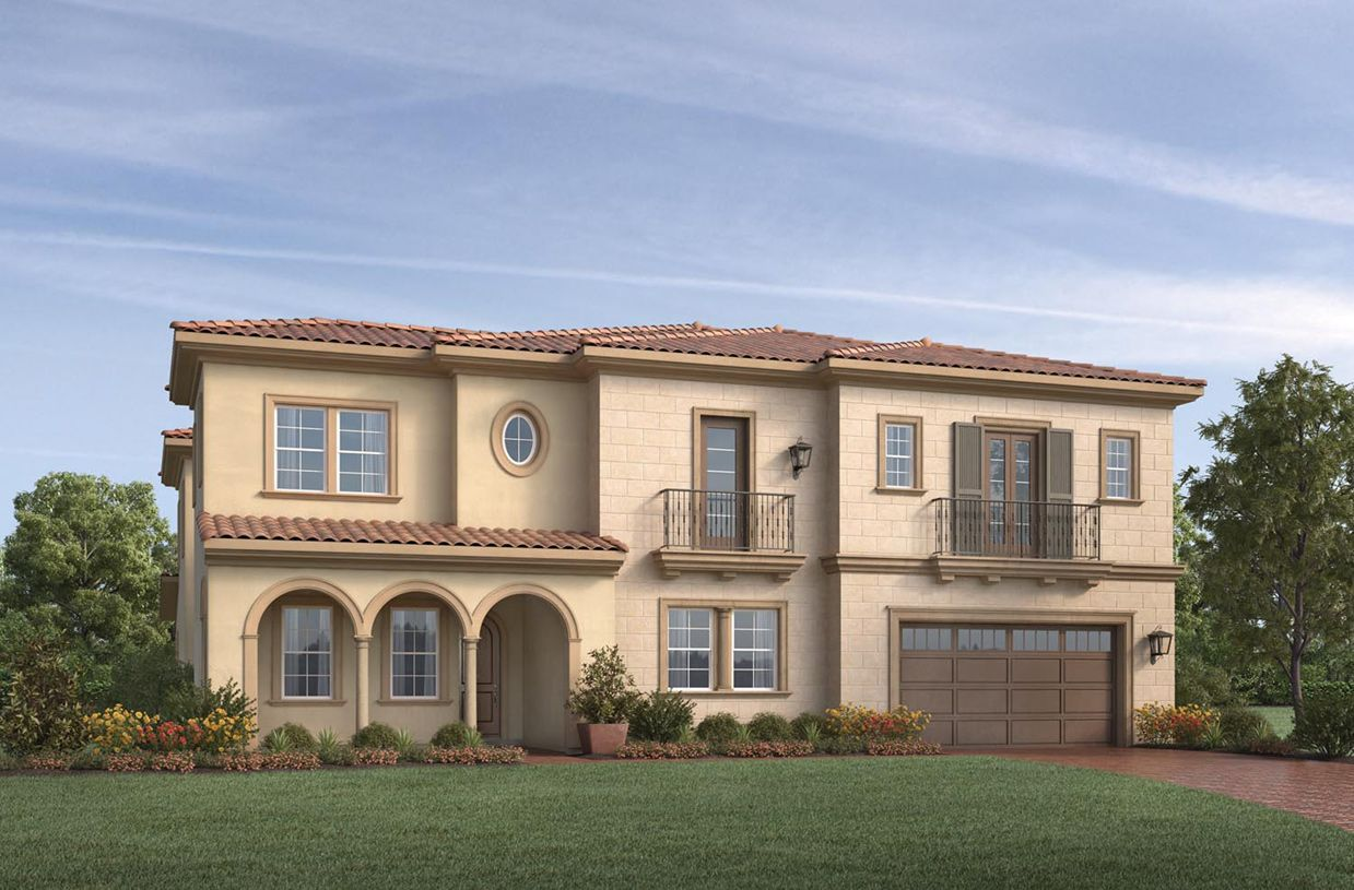 Single Family for Sale at Enclave At Yorba Linda - Capistrano (Ca) 4195 Princeton Place Yorba Linda, California 92886 United States