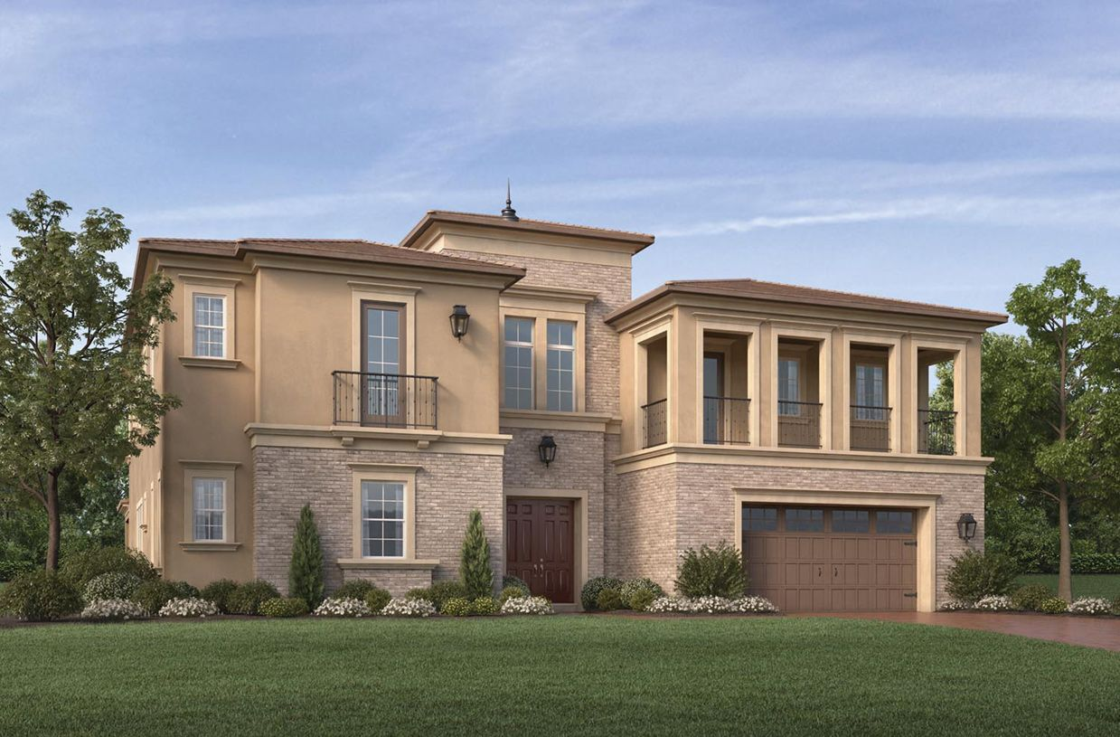 Single Family for Sale at Enclave At Yorba Linda - Torrey Pines (Ca) 4195 Princeton Place Yorba Linda, California 92886 United States