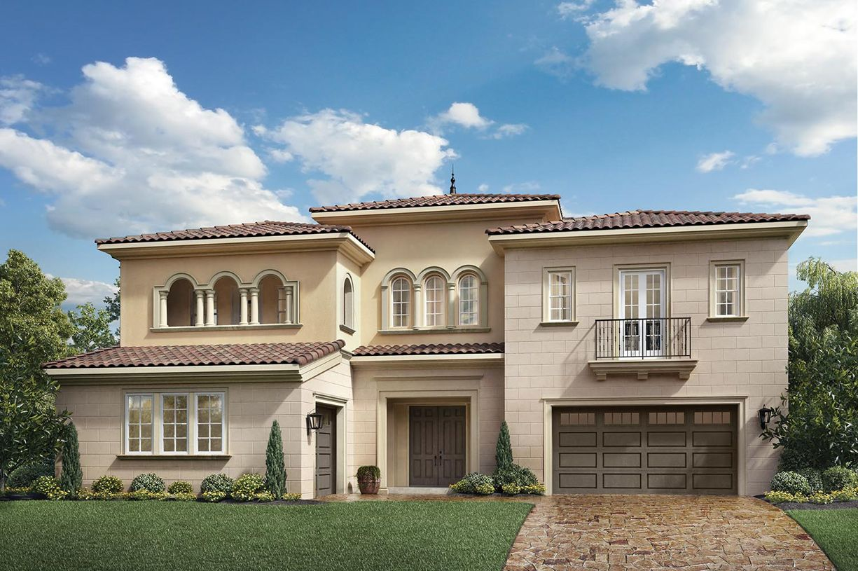 Single Family for Sale at Enclave At Yorba Linda - Santa Rosa (Ca) 4195 Princeton Place Yorba Linda, California 92886 United States