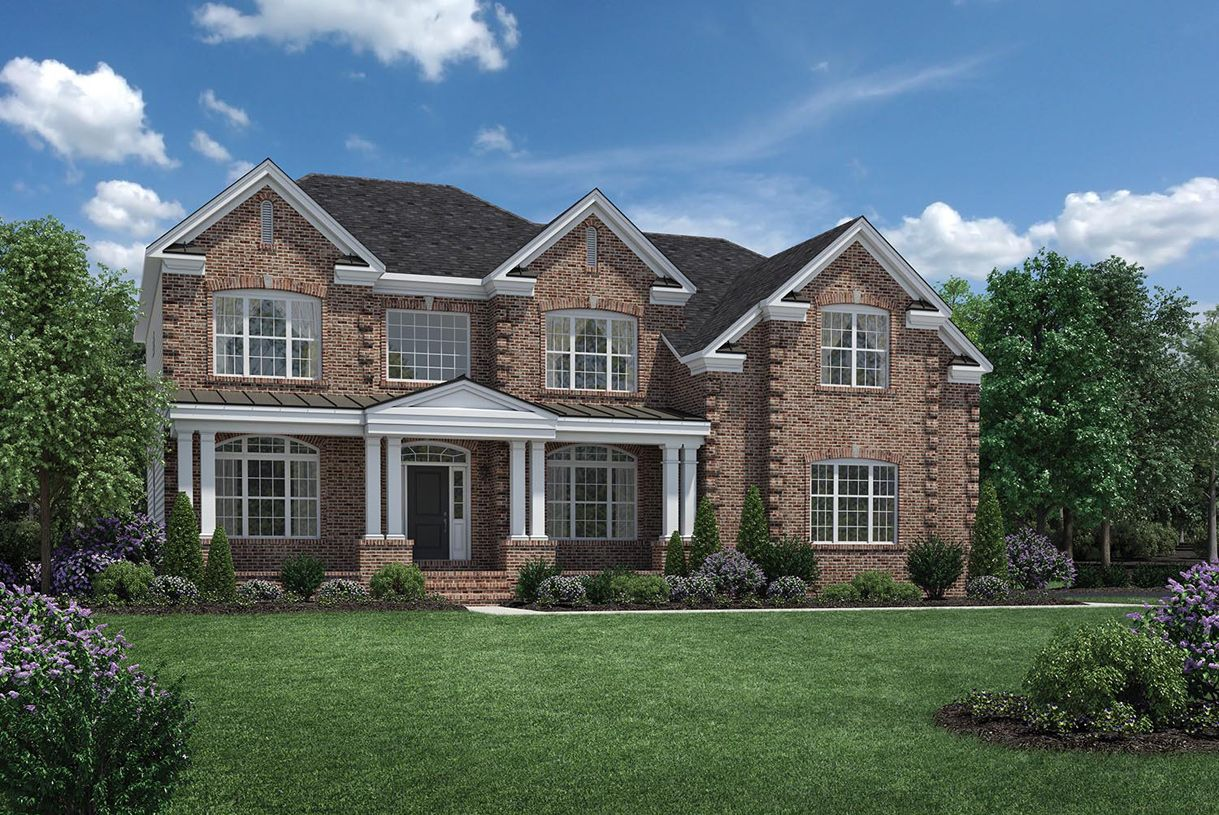 Reserve at makefield new homes in newtown pa by toll brothers for Newtown builders