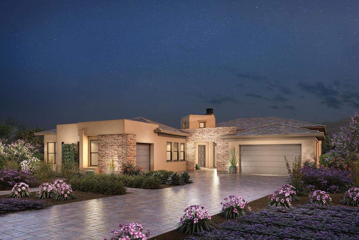 Single Family for Sale at Turquesa - Azure 7155 E Navarro Way Scottsdale, Arizona 85266 United States