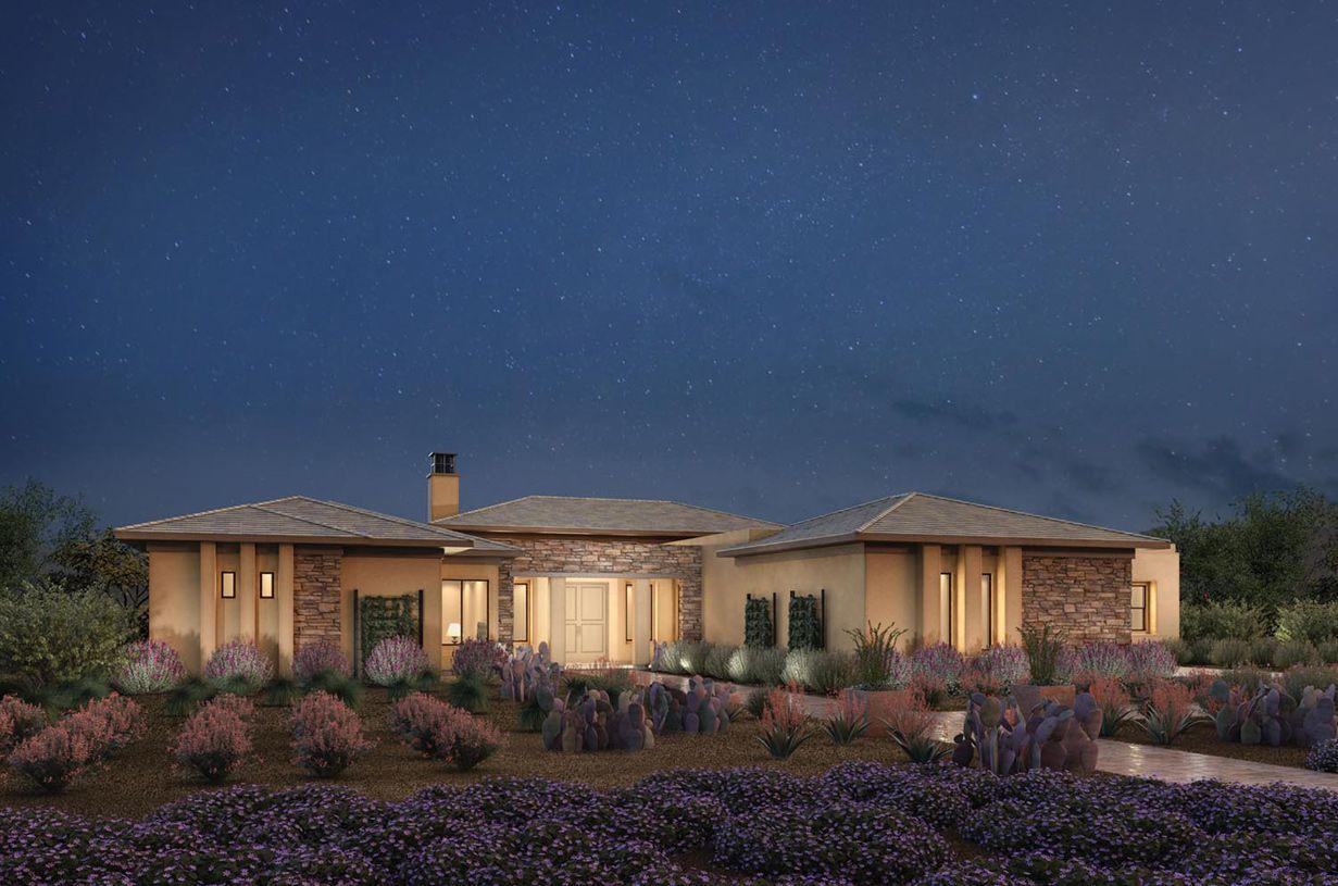 Single Family for Sale at Turquesa - Solandra 7155 E Navarro Way Scottsdale, Arizona 85266 United States