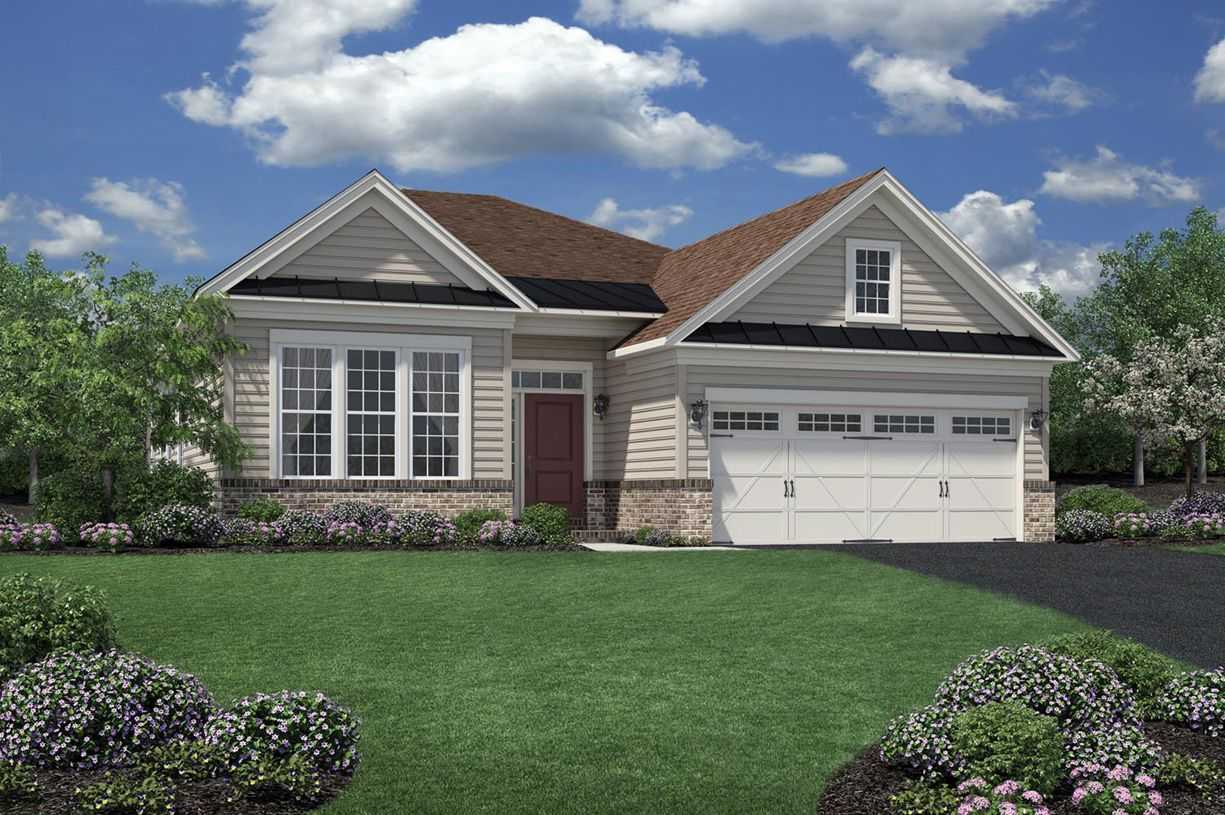 Toll brothers regency at chancellorsville bedford 915862 for Modern homes for sale in virginia