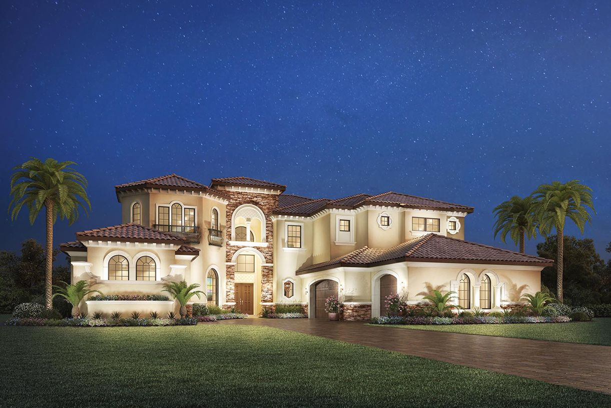 Single Family for Sale at Casabella At Windermere - Casa Del Rey 4326 Isabella Circle Windermere, Florida 34786 United States