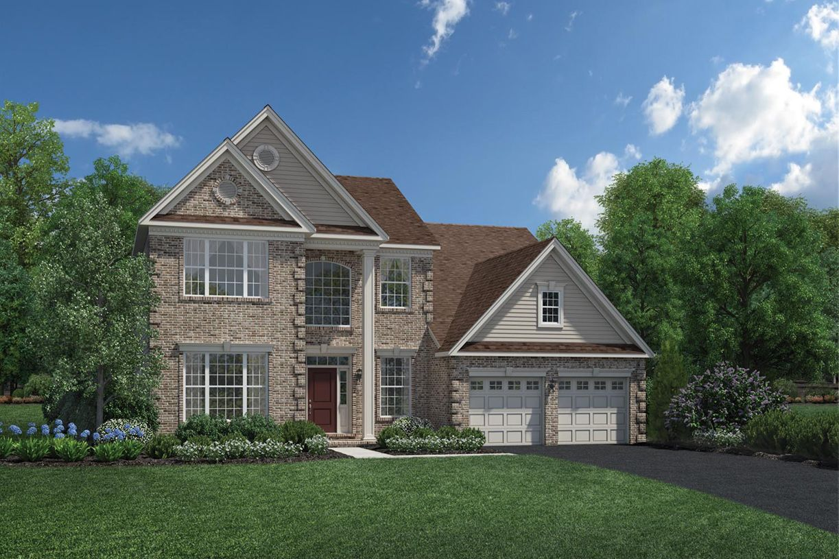 Single Family for Active at Regency At Monroe - The Fairways - Baymont 530 Buckelew Avenue Monroe Township, New Jersey 08831 United States