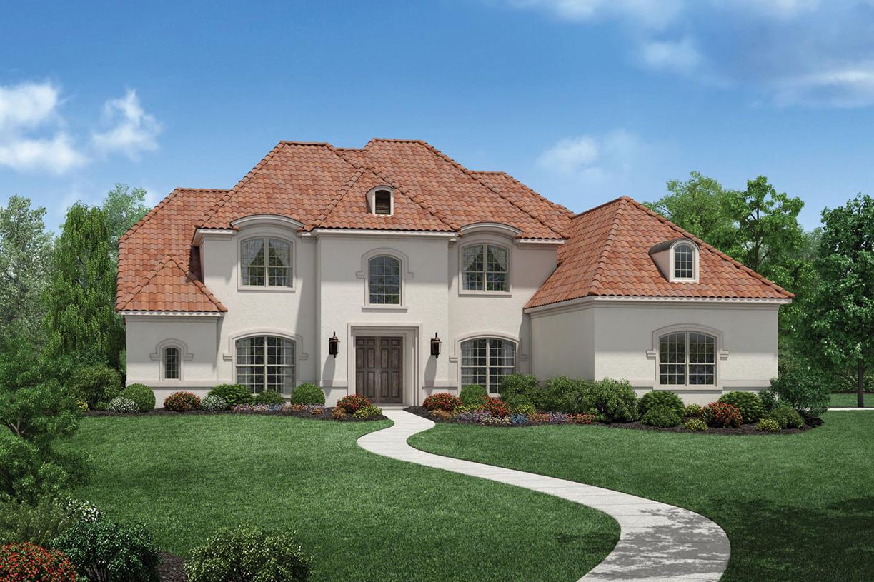Single Family for Active at Parkside At Fairview - Merida 1700 Big Bend Blvd. Fairview, Texas 75069 United States