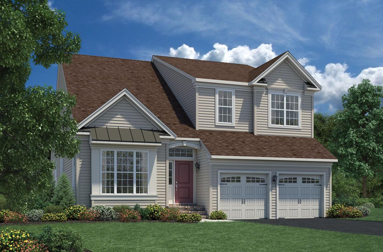 Additional photo for property listing at Regency At Wappinger - Villas - Stockton 5 Linwood Drive Wappingers Falls, New York 12590 United States