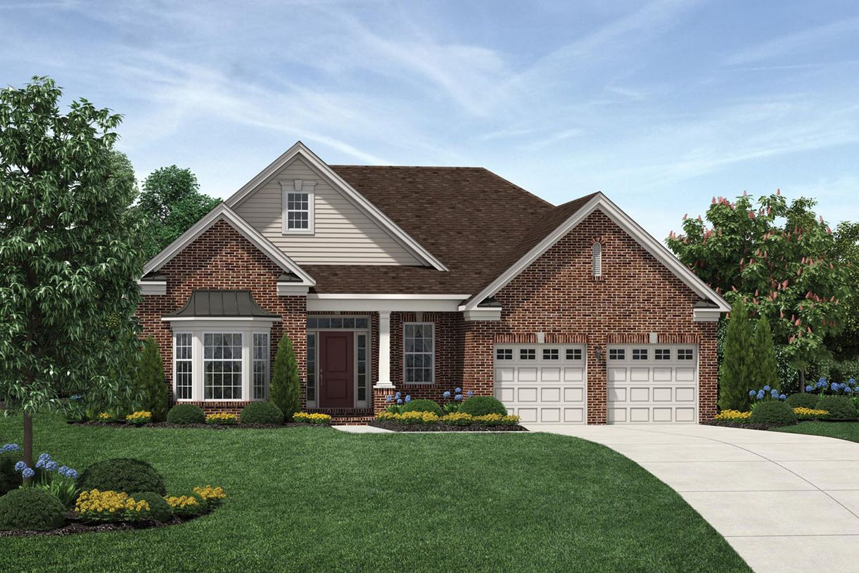 Single Family for Active at Regency At Monroe - The Fairways - Bowan 530 Buckelew Avenue Monroe Township, New Jersey 08831 United States