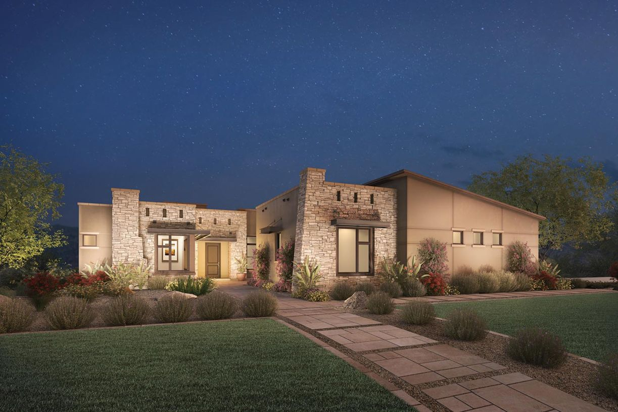 Single Family for Active at Dorada Estates - Montierra 17673 East Bronco Drive Queen Creek, Arizona 85142 United States
