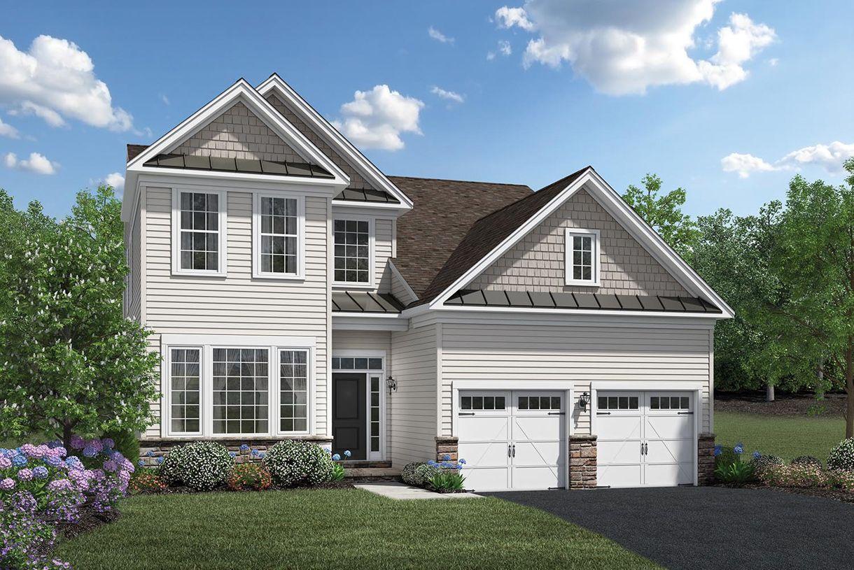 Single Family for Sale at Farmington 104 Sunset Drive Tinton Falls, New Jersey 07724 United States