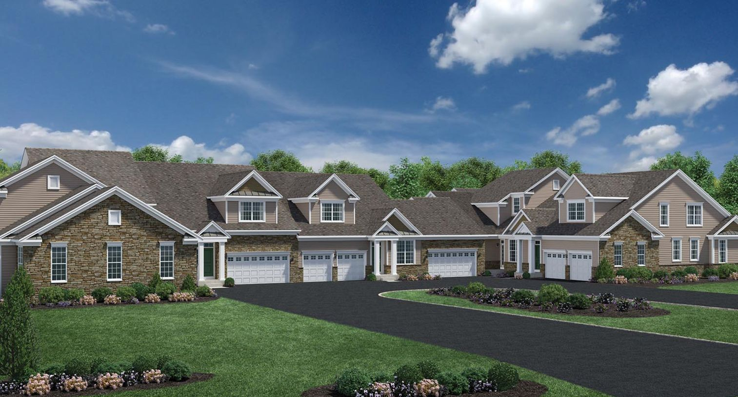 Multi Family for Active at Regency At Readington Carriages - Raritan 659 U.S. 22 Whitehouse Station, New Jersey 08889 United States