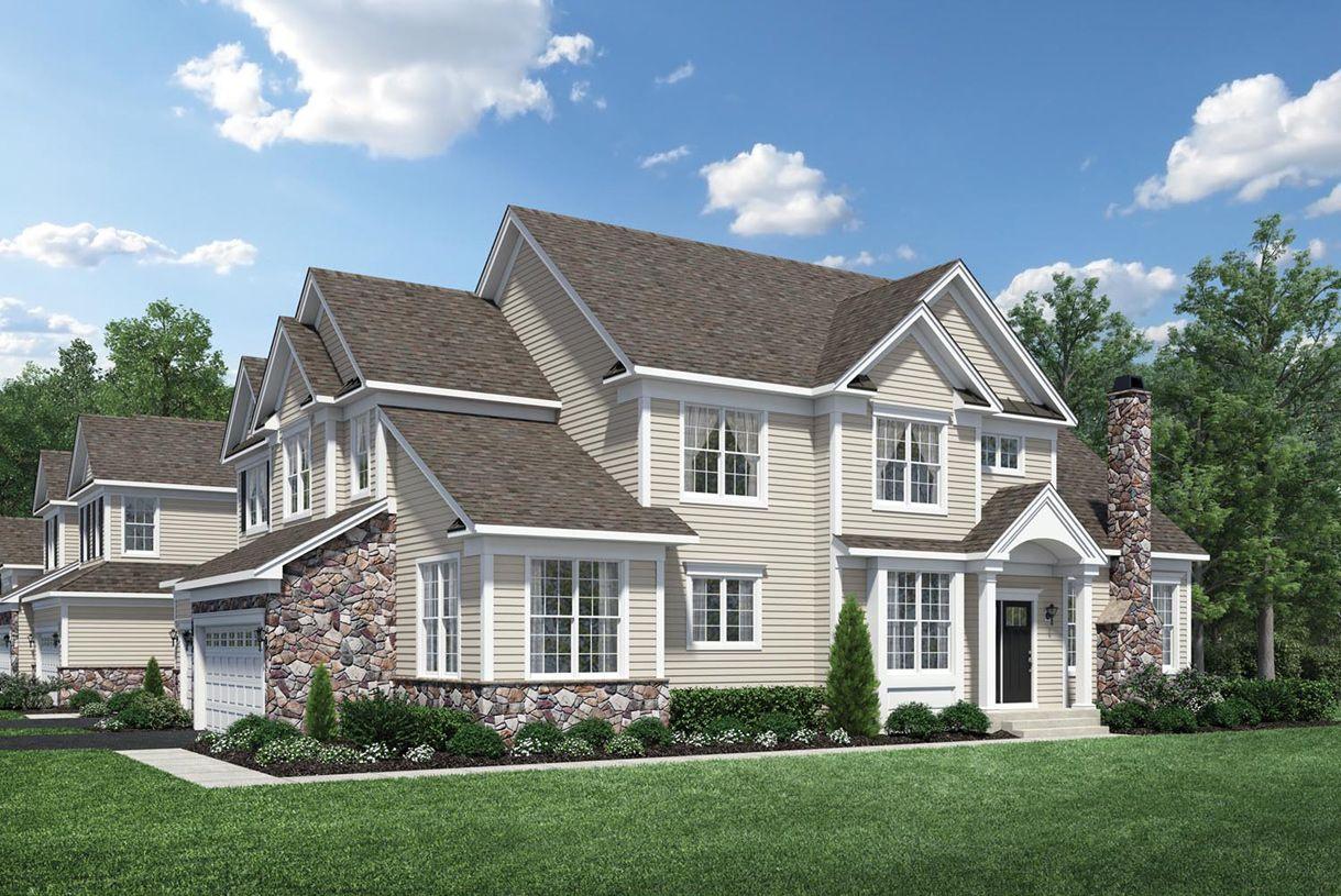 Multi Family for Sale at Enclave At Pleasantville - Bristol 24 Dennis Lane Pleasantville, New York 10570 United States