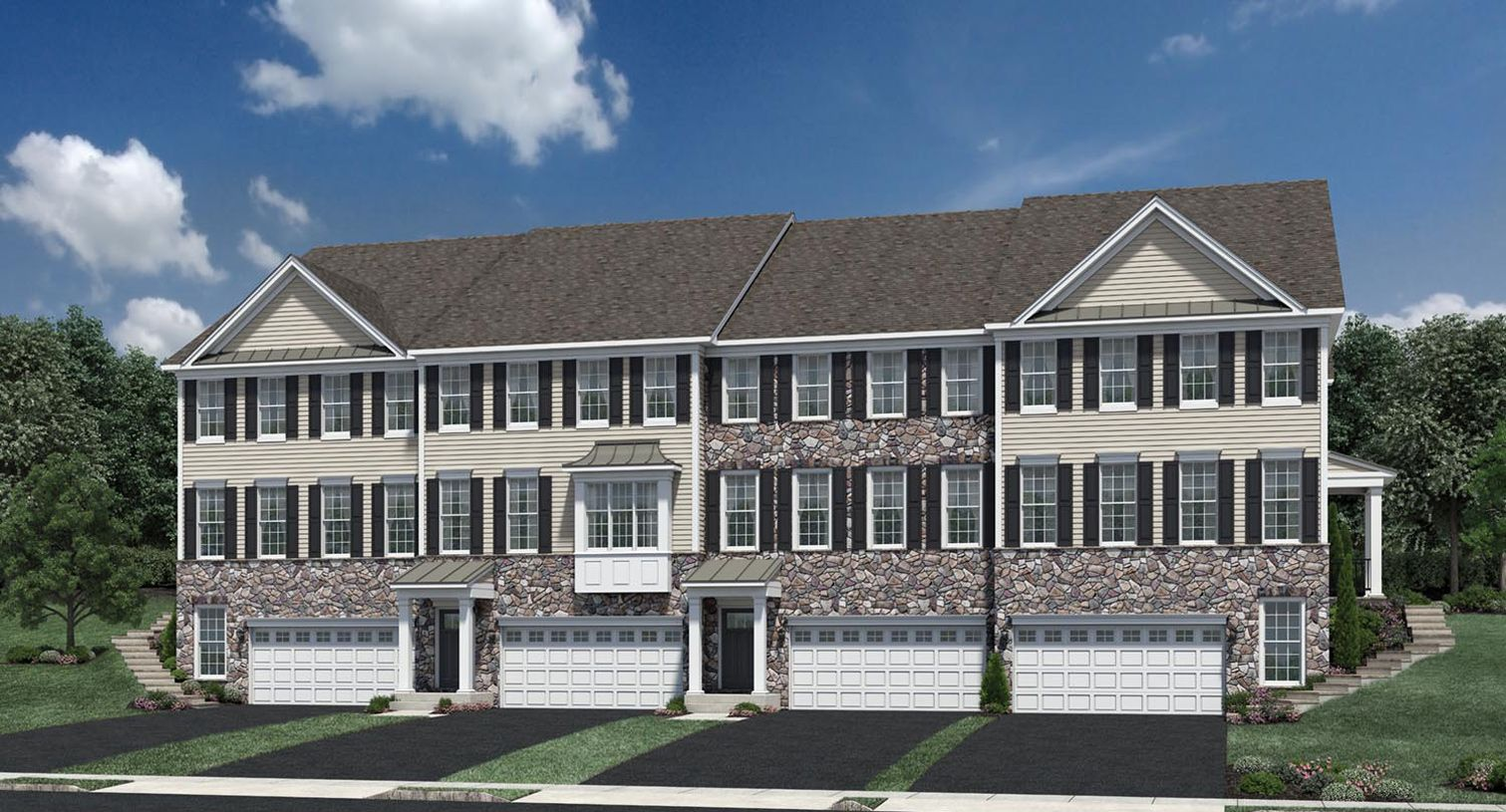 Multi Family for Sale at Enclave At Pleasantville - Jarvis 24 Dennis Lane Pleasantville, New York 10570 United States