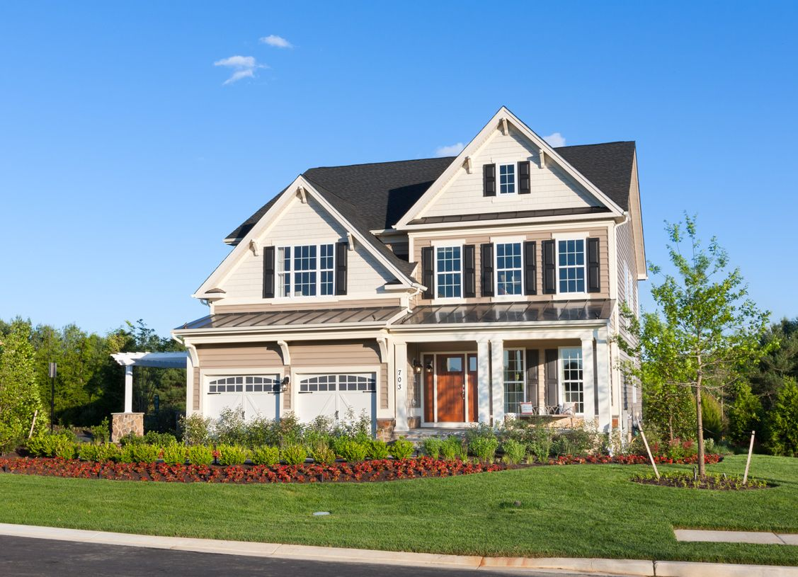 Toll brothers laurel ridge the glen woodstock 1246373 for Modern homes for sale in maryland