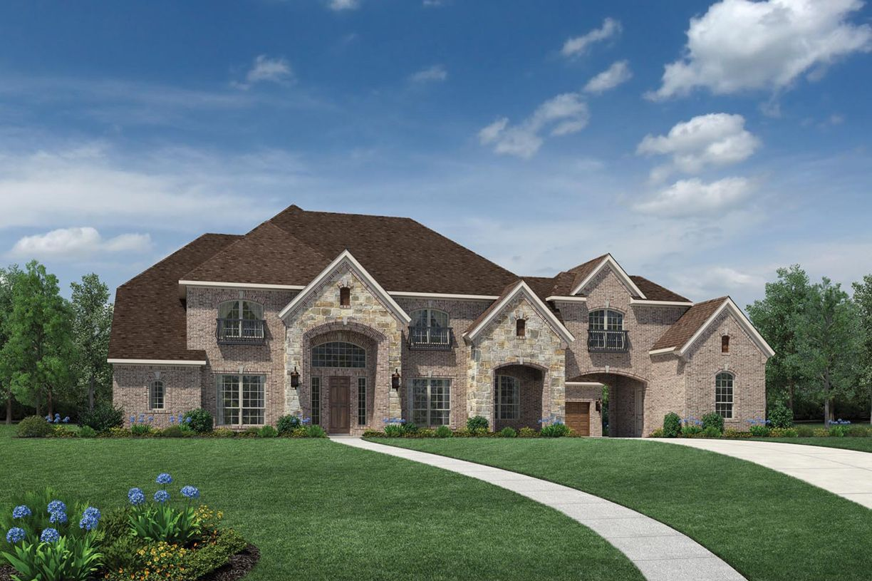 Single Family for Active at Town Lake At Flower Mound - Monte Verde 4813 Harper Circle Flower Mound, Texas 75022 United States