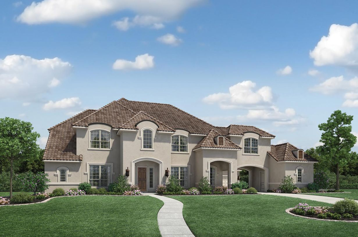 Single Family for Sale at Parkside At Fairview - Monte Verde 1700 Big Bend Blvd. Fairview, Texas 75069 United States