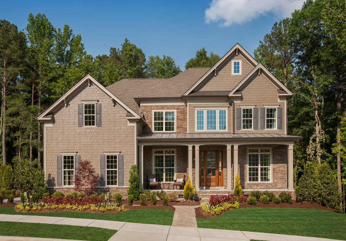 Single Family for Sale at Duncan 140 Cloverdale Road Apex, North Carolina 27523 United States