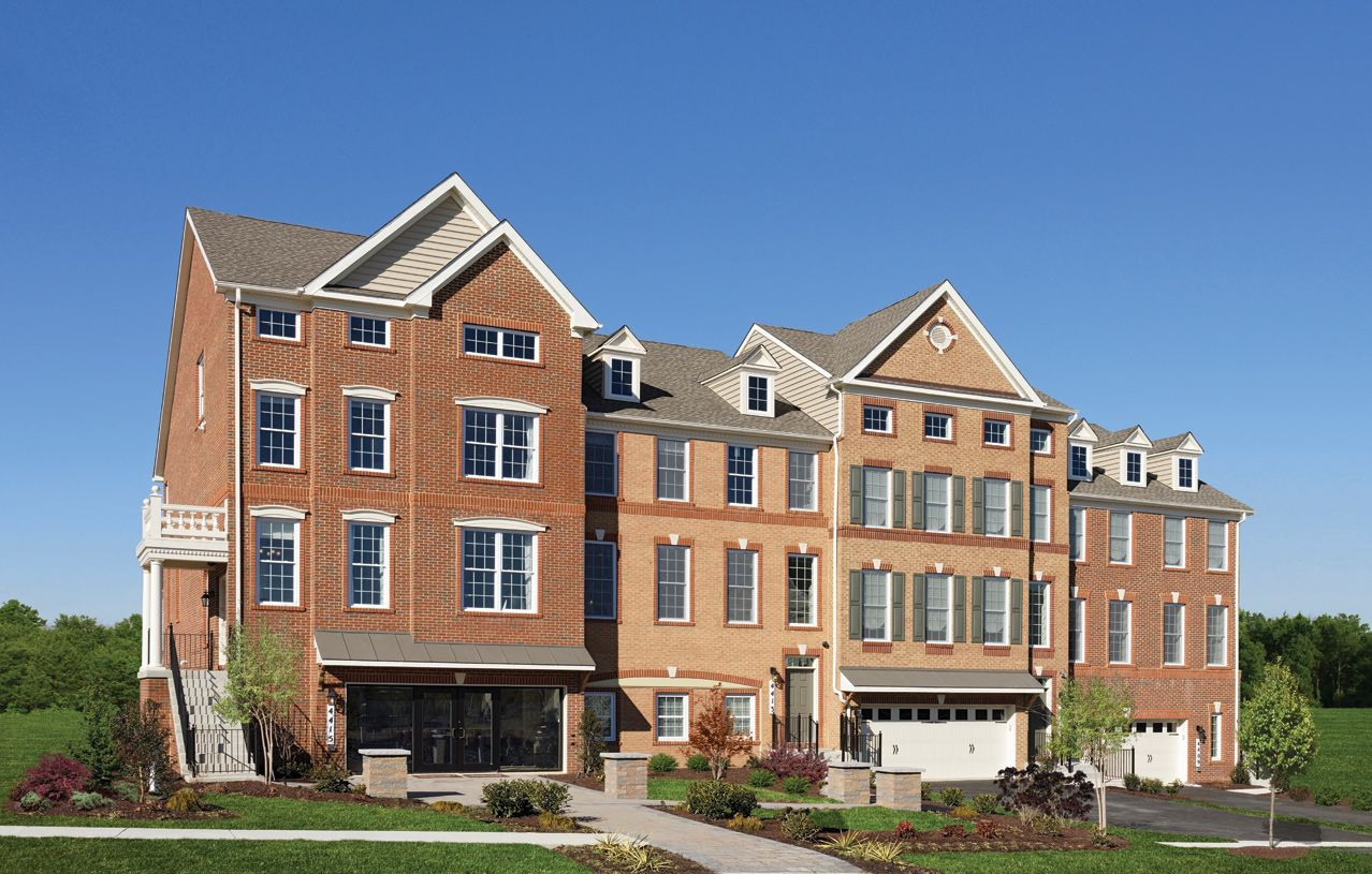 Marlboro ridge the meadows new homes in upper marlboro for Modern homes for sale in maryland