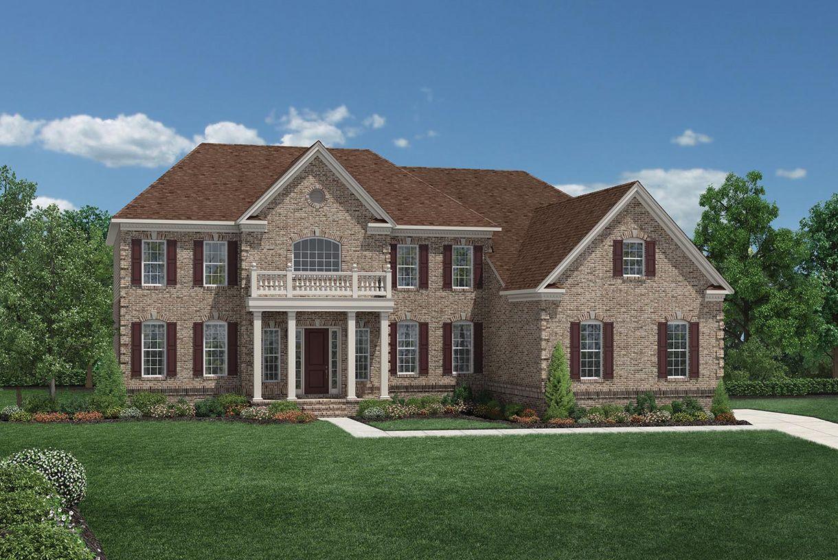 单亲家庭 为 销售 在 Toll Brothers At Montcaret - Henley 19074 Florissant Drive Northville, Michigan 48168 United States
