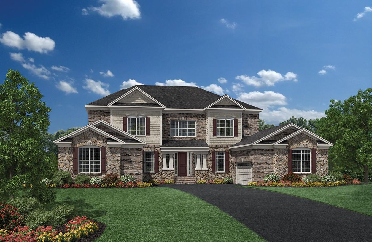 Single Family for Sale at Estates At Mill Creek Ridge - Milverton 874 Green Meadow Drive Furlong, Pennsylvania 18925 United States