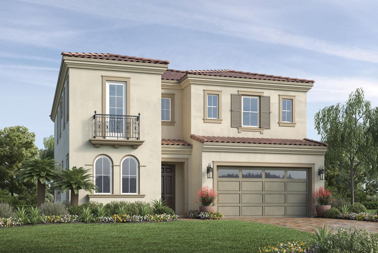 Single Family for Sale at Mahogany 17 Caspian Lake Forest, California 92630 United States