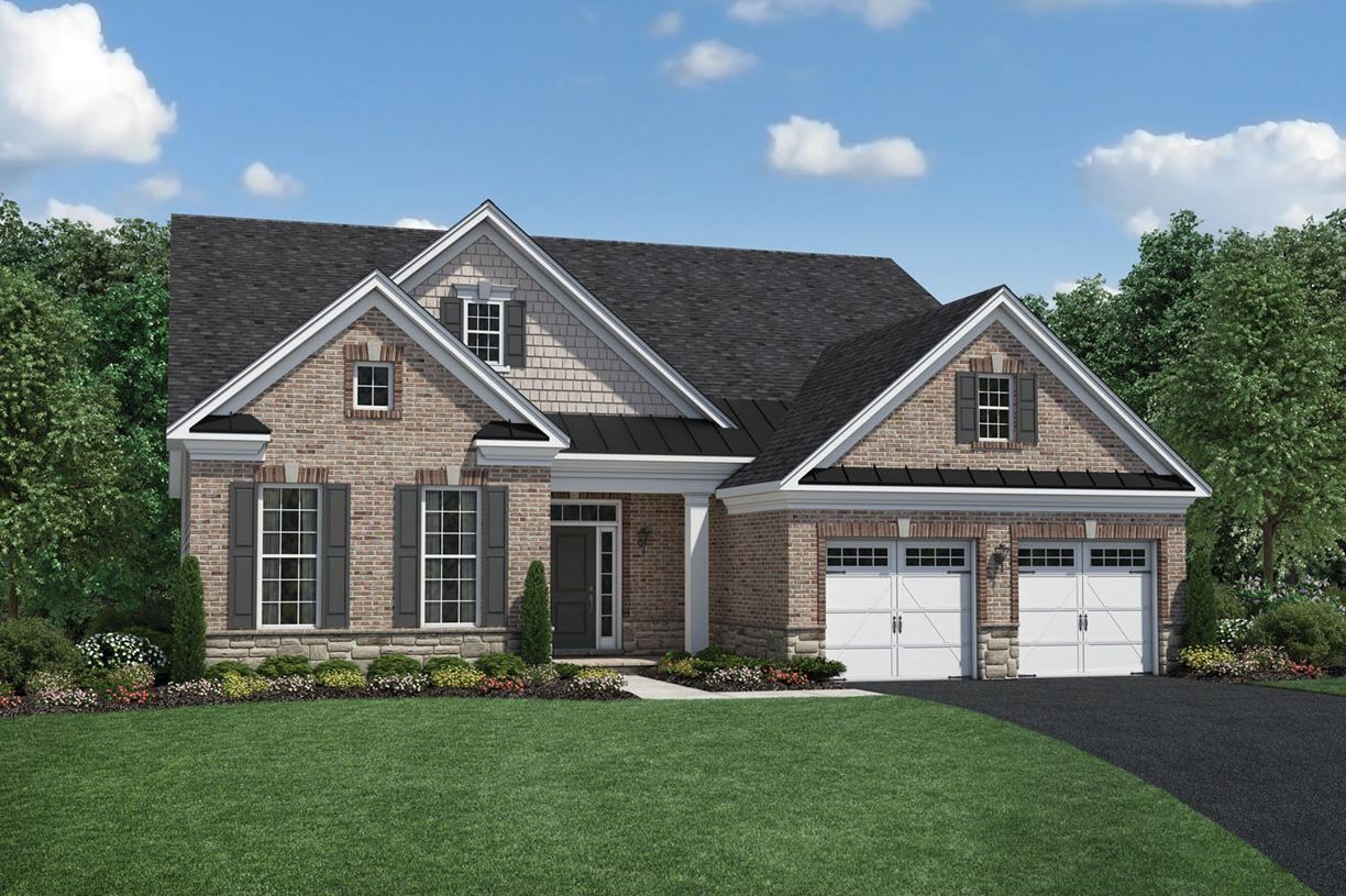Single Family for Active at Regency At Creekside - The Middleburg Collection - Merrick 13788 Long Ridge Drive Gainesville, Virginia 20155 United States