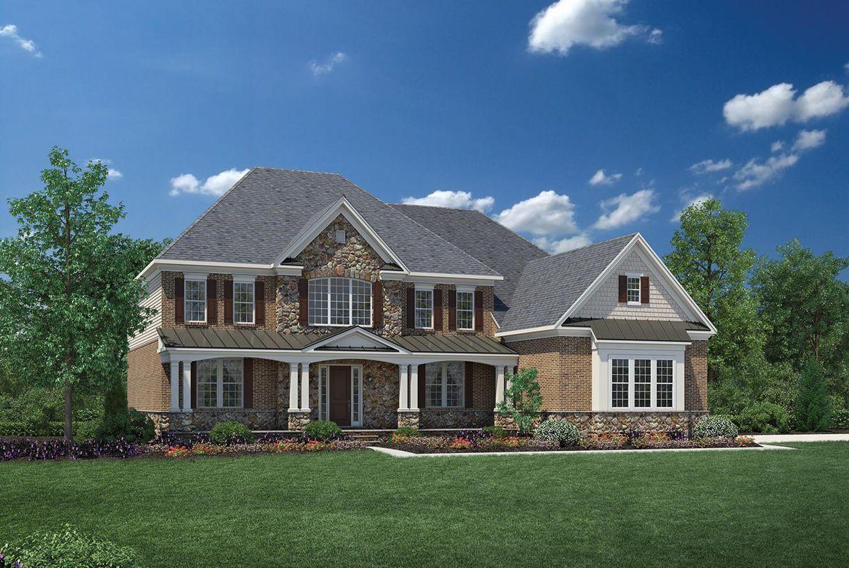 单亲家庭 为 销售 在 Henley 20825 Dunhill Drive Northville, Michigan 48167 United States