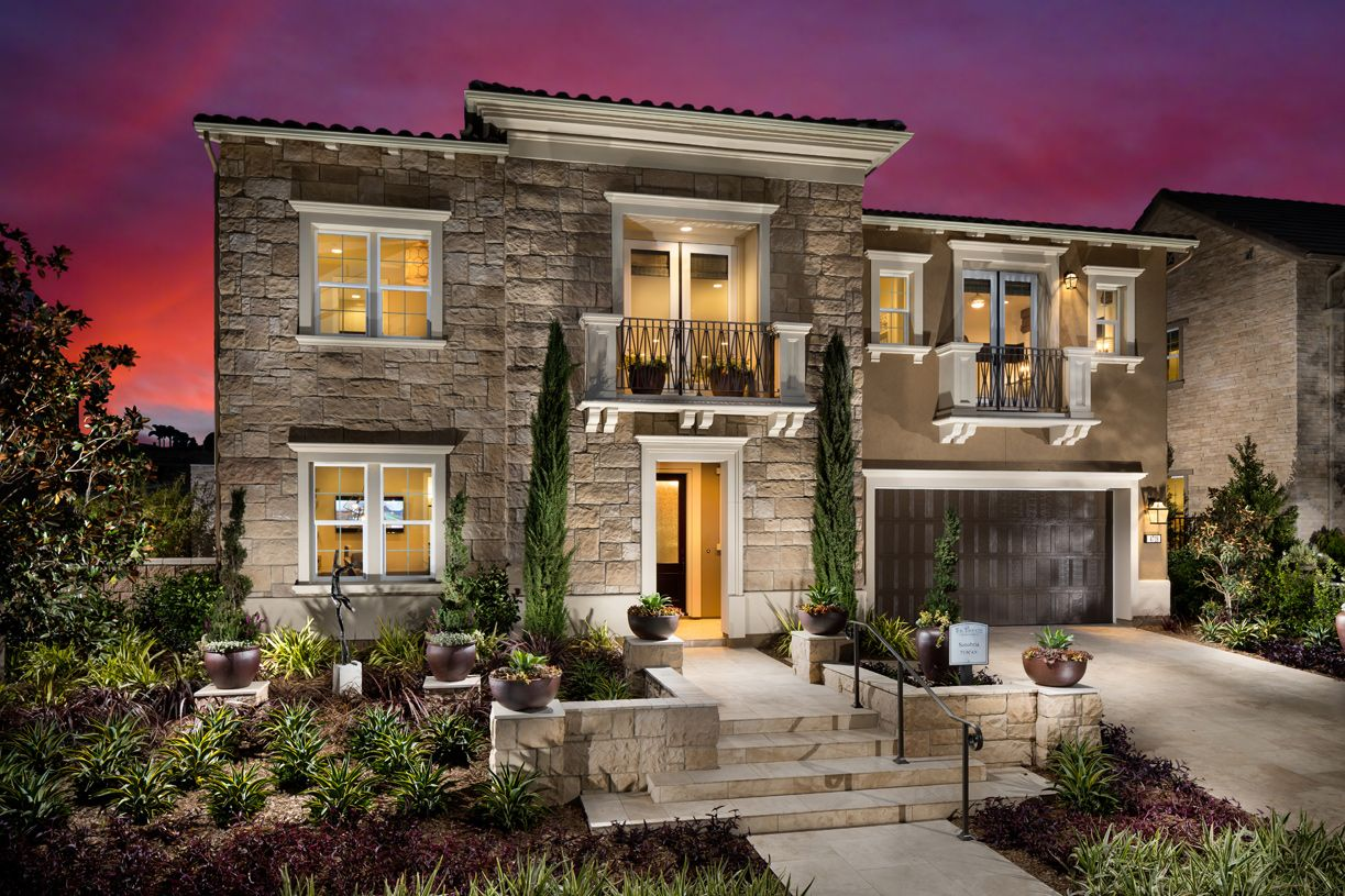 Single Family for Active at Sanabria Tuscan 4718 Chase Court Carlsbad, California 92010 United States
