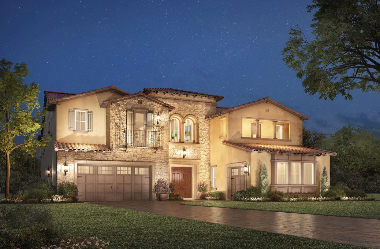 Single Family for Sale at Enclave At Yorba Linda - Marabella (Ca) 4195 Princeton Place Yorba Linda, California 92886 United States