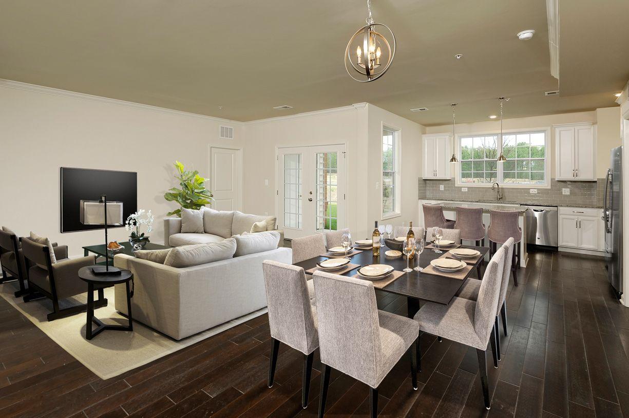 Real Estate at Loudoun Valley - The Ridges, Ashburn in Loudoun County, VA 20148