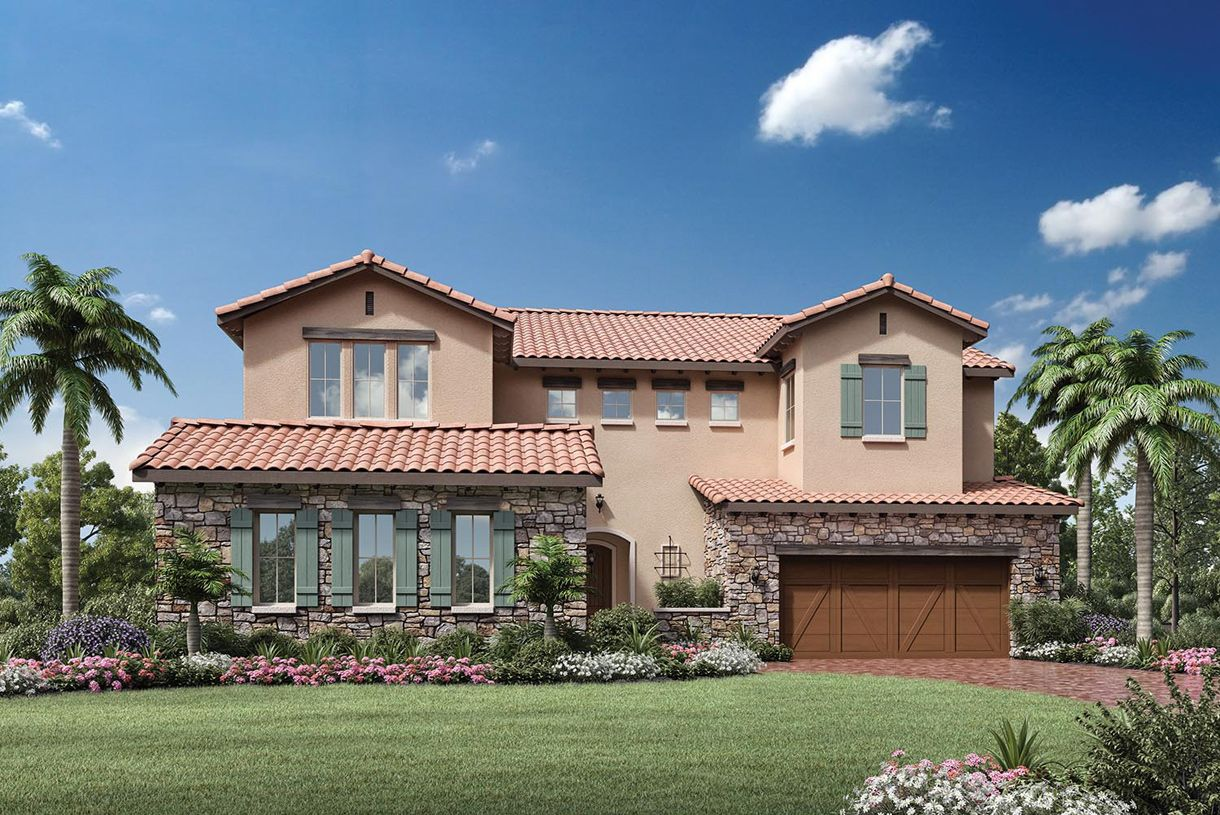 Lakeshore Estates Collection New Homes In Winter Garden Fl By Toll Brothers Presented By The