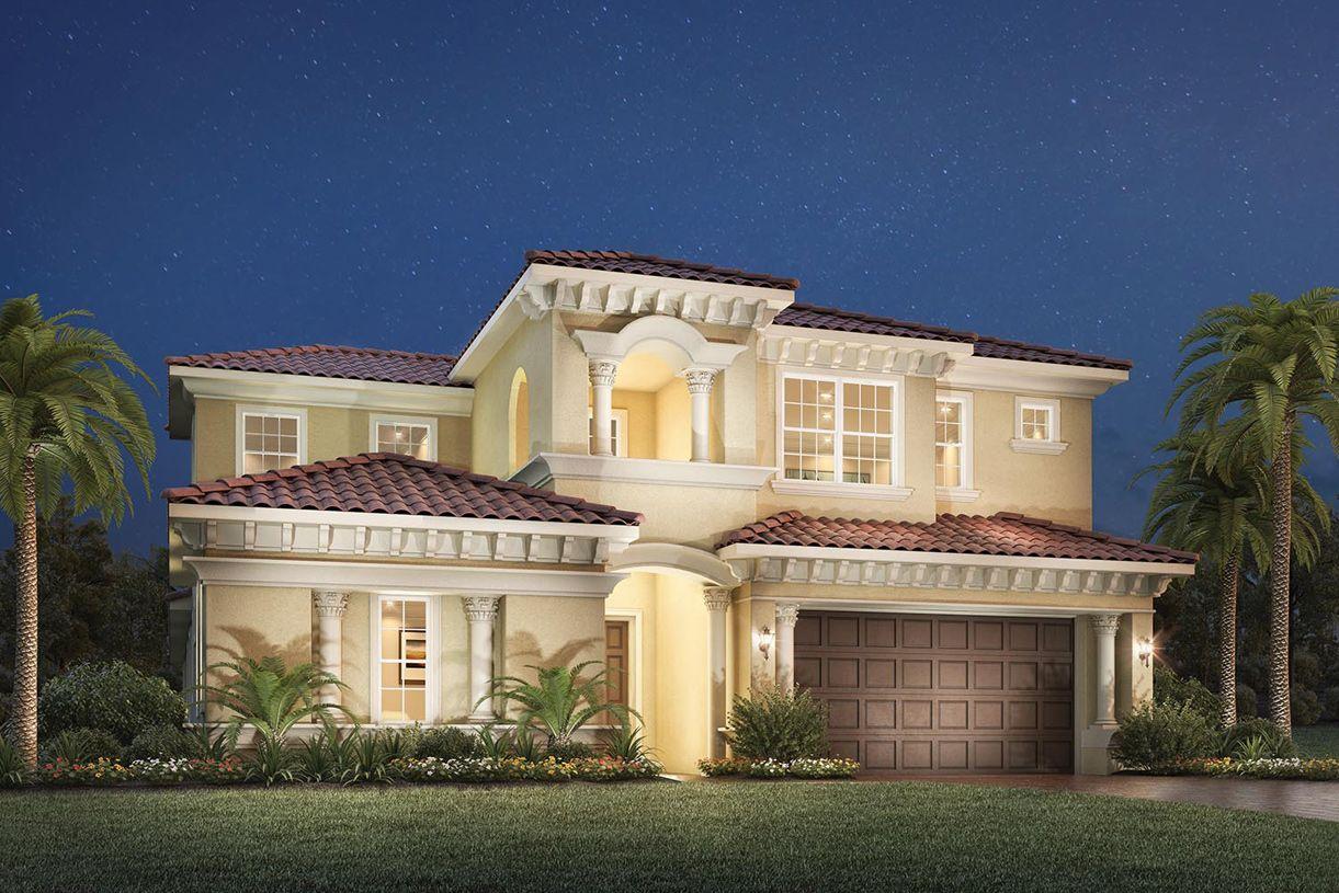 Single Family for Sale at Jupiter Country Club - Golf Villas - Santangelo 126 Rosalia Court Jupiter, Florida 33478 United States