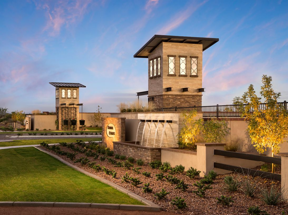 Single Family for Sale at Costellana 17690 East Bronco Drive Gilbert, Arizona 85298 United States
