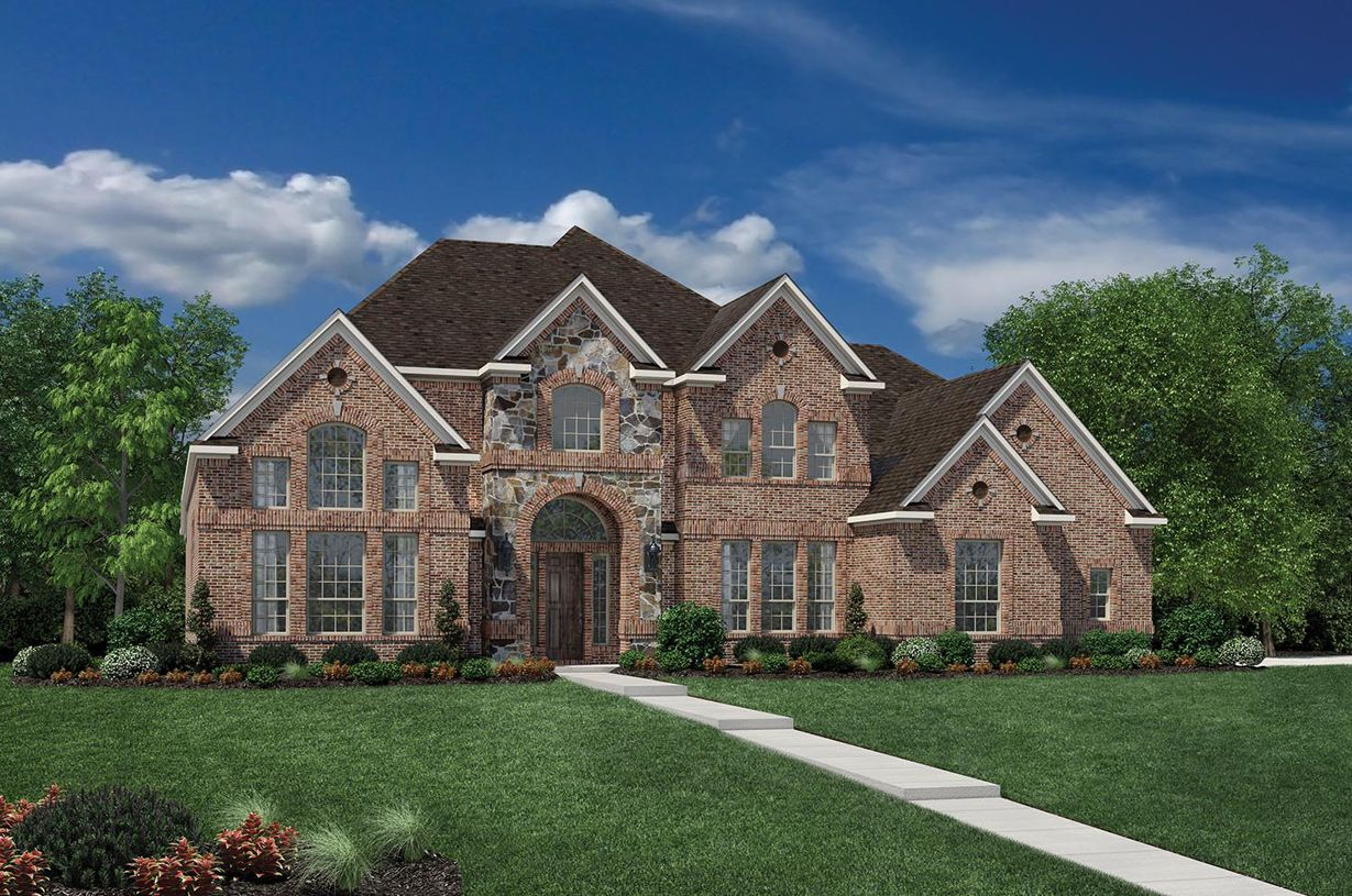 Single Family for Sale at Town Lake At Flower Mound - Sandhaven 4813 Harper Circle Flower Mound, Texas 75022 United States