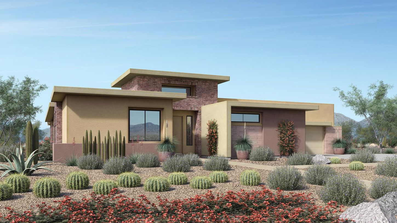 Single Family for Sale at Toll Brothers At Adero Canyon - Winslow (Az) 13225 N. Eagle Ridge Drive Fountain Hills, Arizona 85268 United States