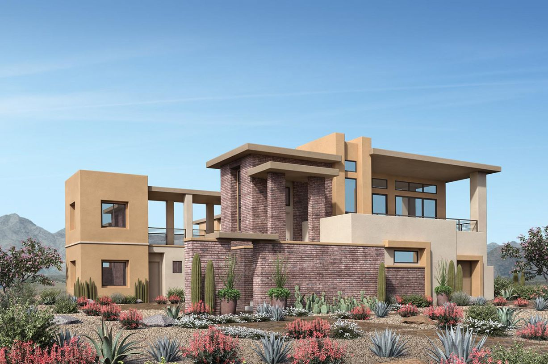 Single Family for Sale at Toll Brothers At Adero Canyon - Westcott (Az) 13225 N. Eagle Ridge Drive Fountain Hills, Arizona 85268 United States