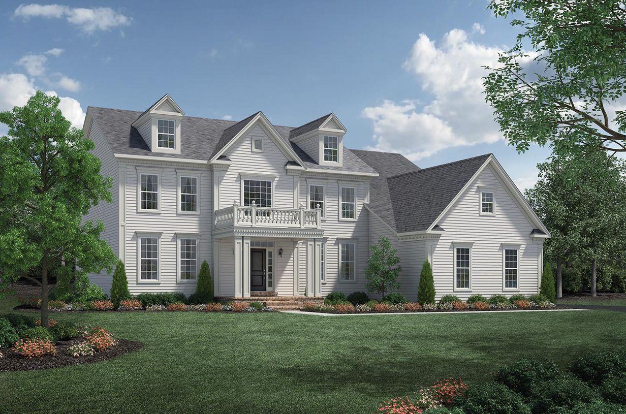 Single Family for Active at Glastonbury Estates - Harding 2840 Hebron Avenue Glastonbury, Connecticut 06033 United States