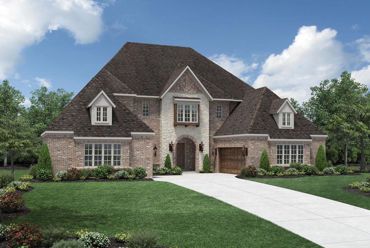 Single Family for Sale at Southlake Meadows - Montpellier 917 Savannah Trail Southlake, Texas 76092 United States