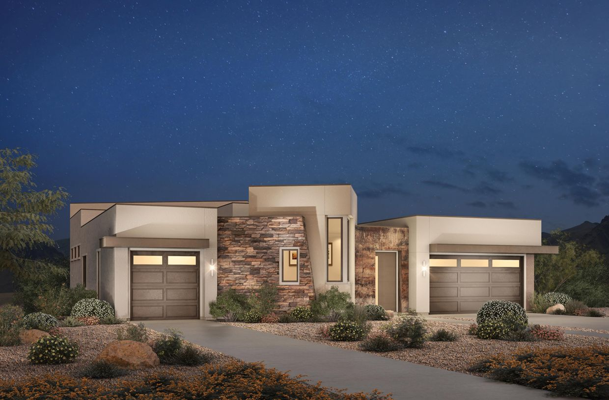 Single Family for Sale at Granite Heights - Topaz Sky Post Road & Copper Point Road Las Vegas, Nevada 89135 United States