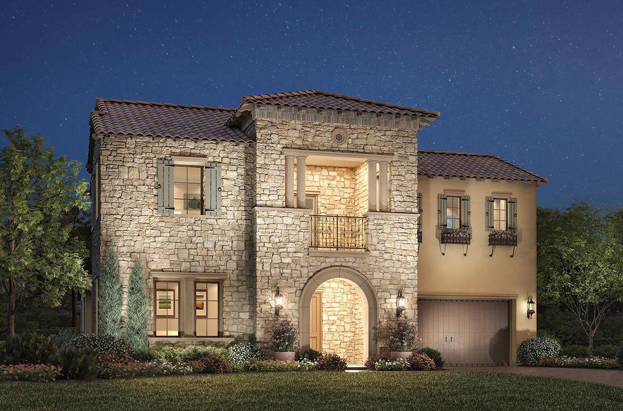 单亲家庭 为 销售 在 Bella Vista At Orchard Hills - Cielo 108 Boulder Pass Irvine, California 92602 United States