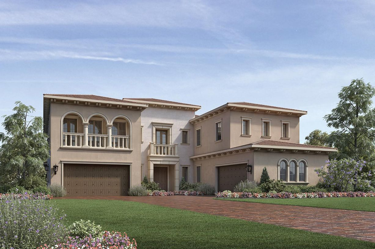 Single Family for Sale at Alta Vista At Orchard Hills - Castello 108 Woody Knoll Irvine, California 92602 United States