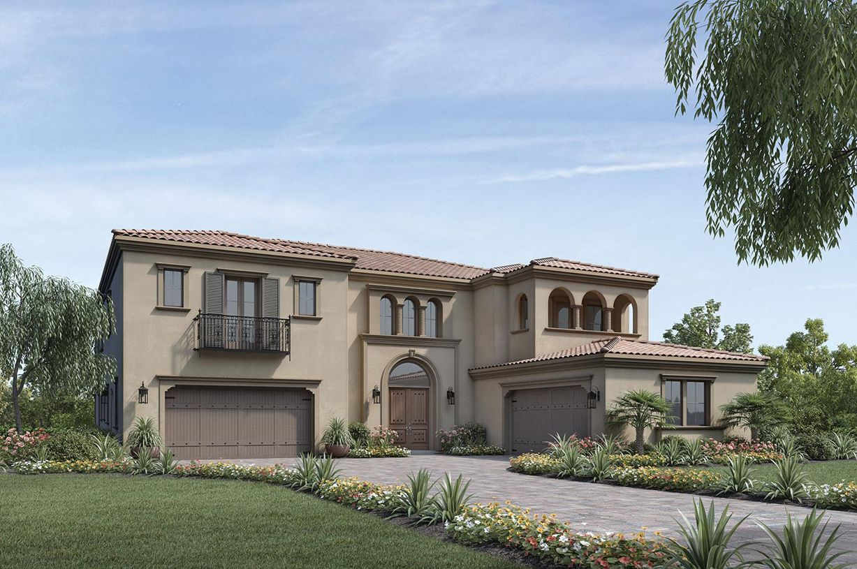 Single Family for Active at Alta Vista At Orchard Hills - Savona 108 Boulder Pass Irvine, California 92602 United States
