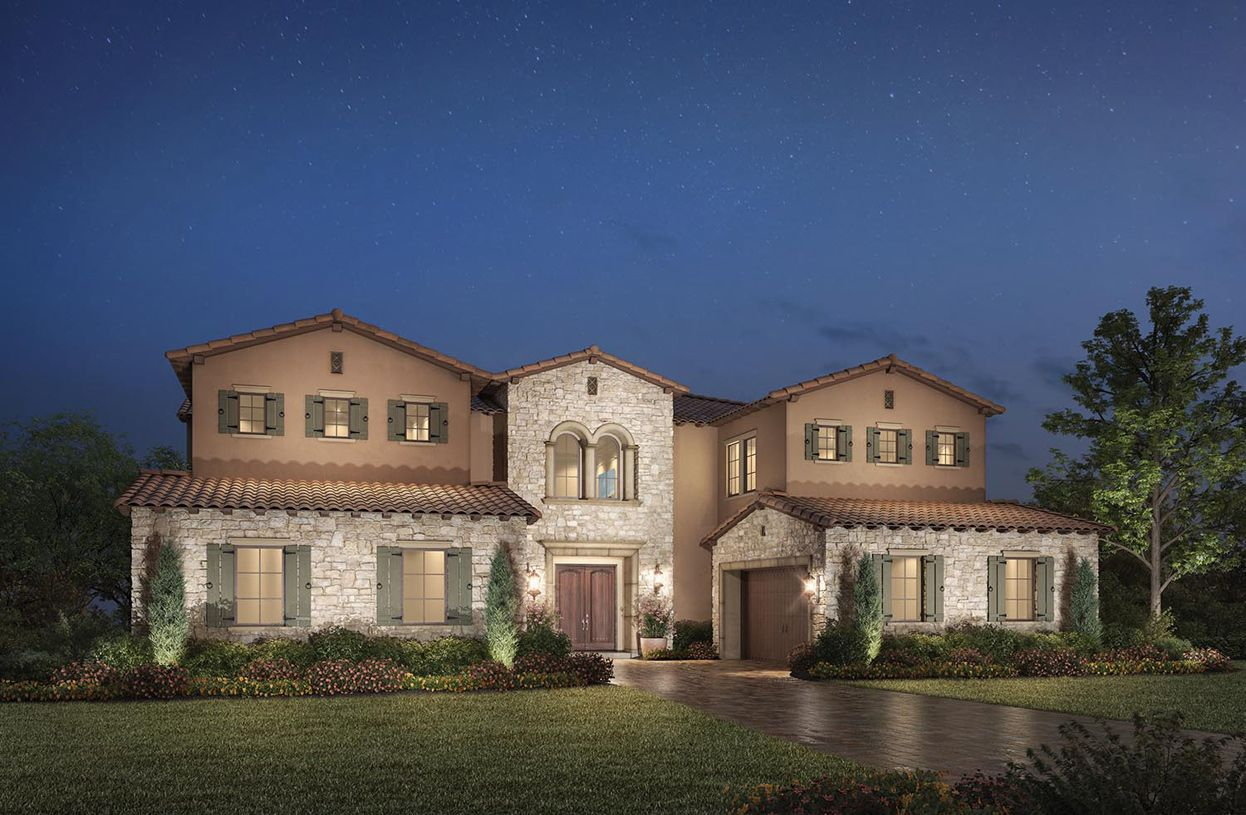 Single Family for Active at Alta Vista At Orchard Hills - Oceano 108 Boulder Pass Irvine, California 92602 United States