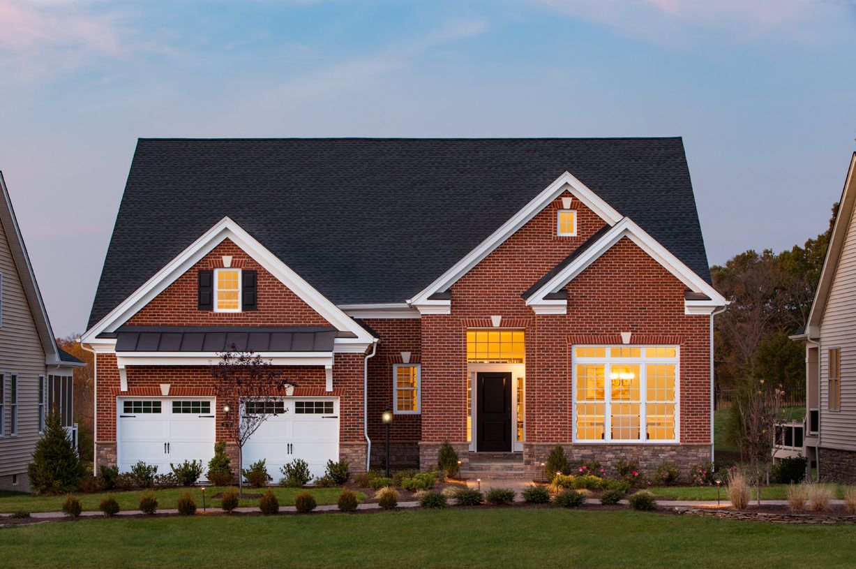 Single Family for Active at Regency At Creekside - The Middleburg Collection - Bowan 13788 Long Ridge Drive Gainesville, Virginia 20155 United States