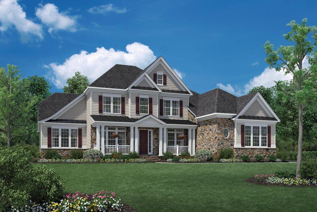 Dominion Valley Country Club - Estates, Haymarket, VA Homes & Land - Real Estate