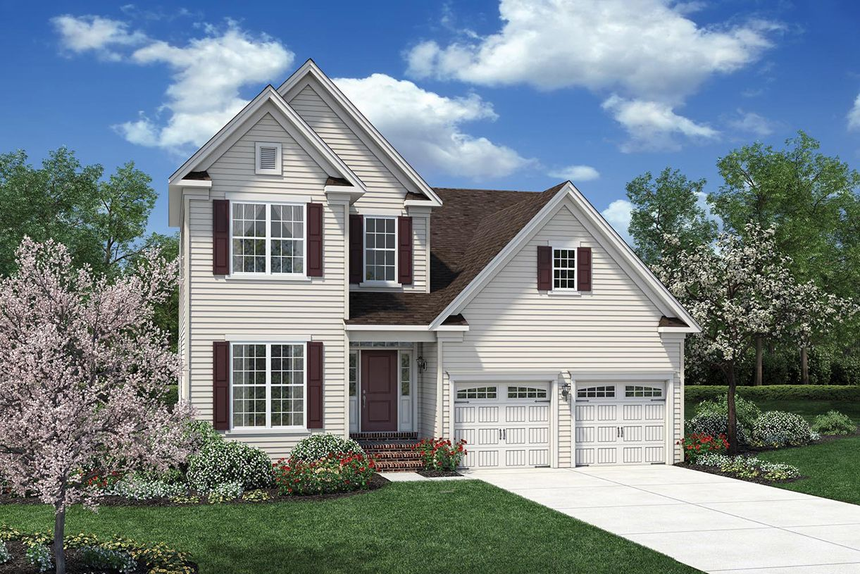 Single Family for Sale at Regency At Wappinger - Villas - Bronson 5 Linwood Drive Wappingers Falls, New York 12590 United States