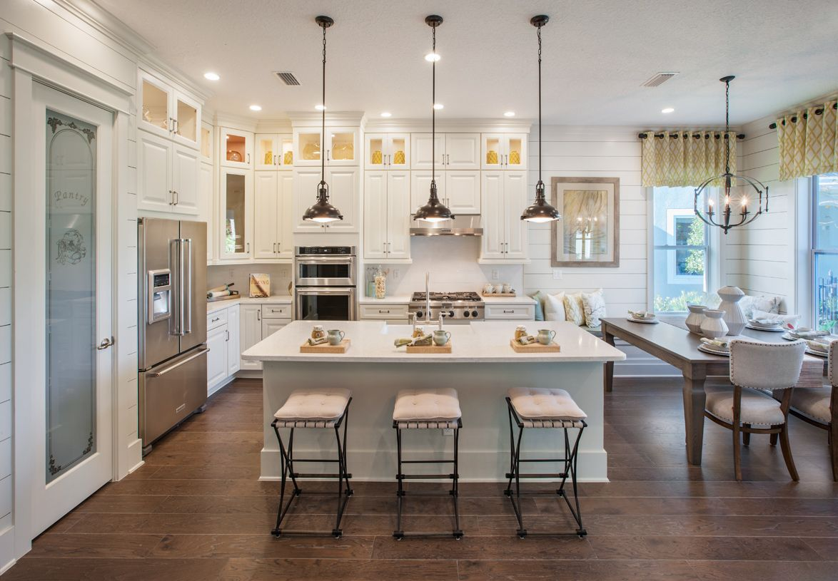 Kitchen Collection St Augustine Fl Coastal Oaks At Nocatee Ambassador Collection New Homes