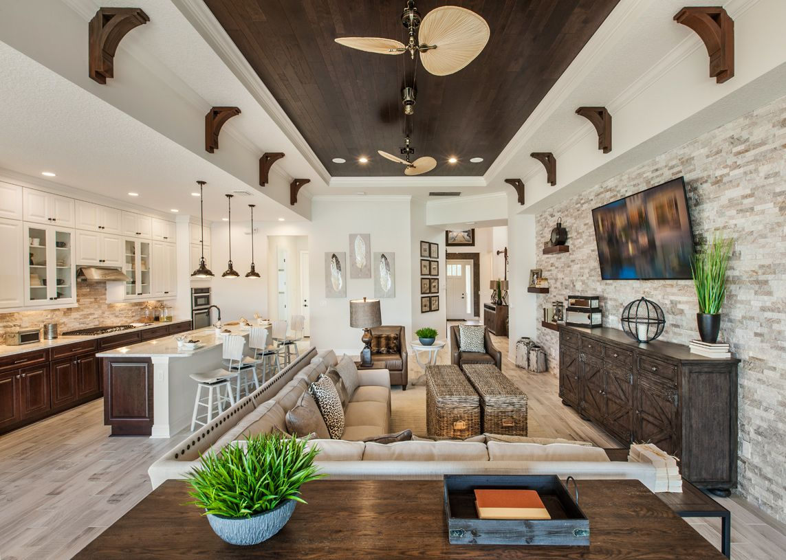 Coastal oaks at nocatee heritage collection new homes in for New concept homes