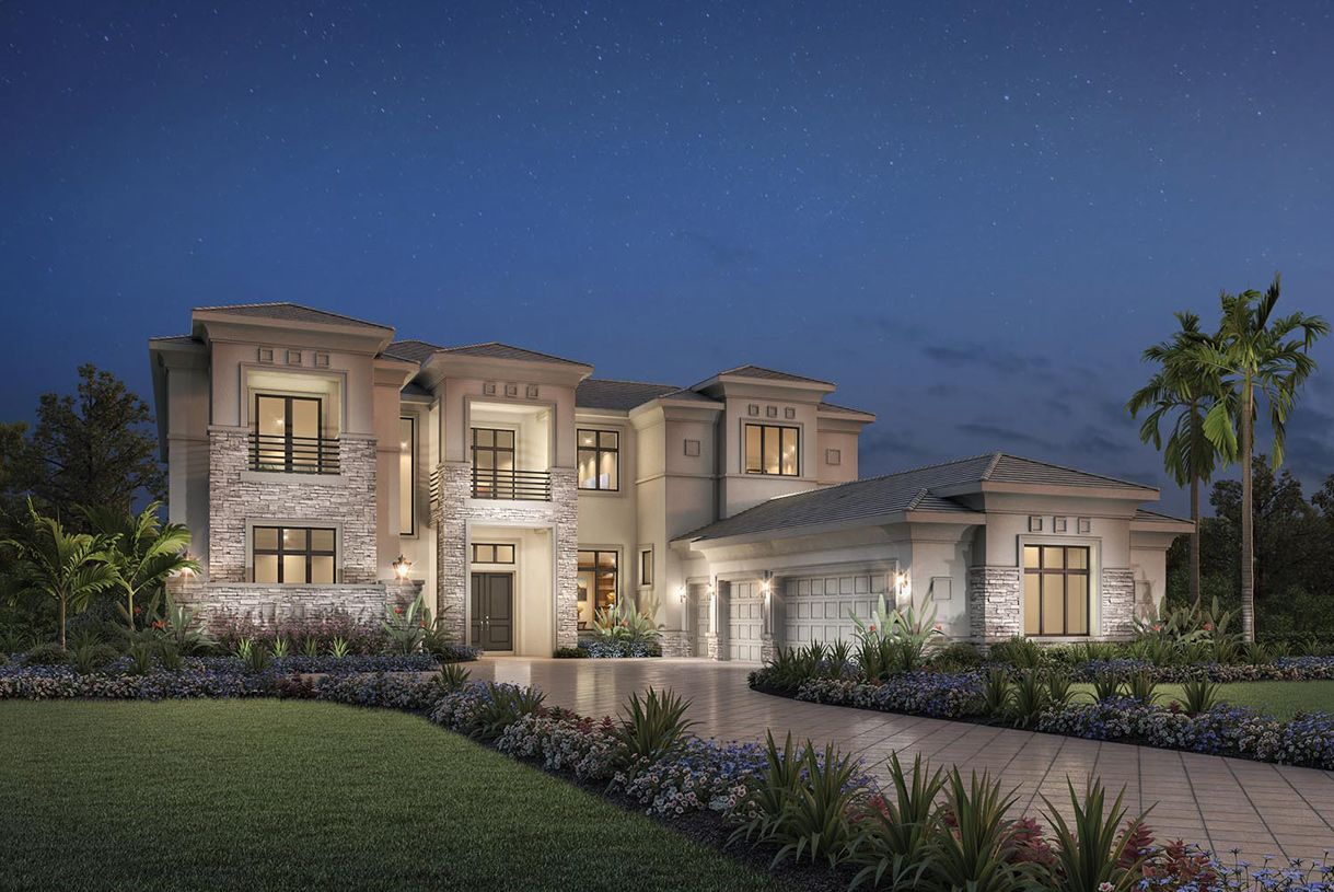 Single Family for Sale at Royal Palm Polo - Signature Collection - Villa Milano 2703 Nw 71st Boulevard Boca Raton, Florida 33496 United States